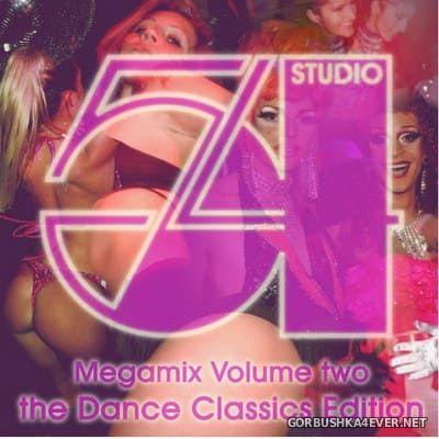 Blohmbeats - Studio 54 Mega Mix vol 2 (Dance Classics Edition) [2021]
