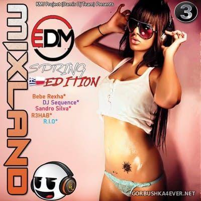Damismania EDM Mixland vol 3 [2021]