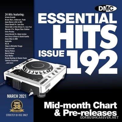[DMC] Essential Hits vol 192 [2021]