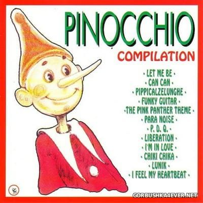[Discomagic Records] Pinocchio Compilation [1992]