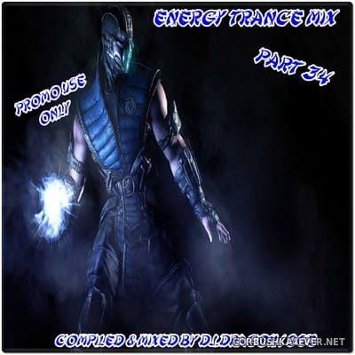 DJ Dragon1965 - Energy Trance Mix (Part 34) [2021]