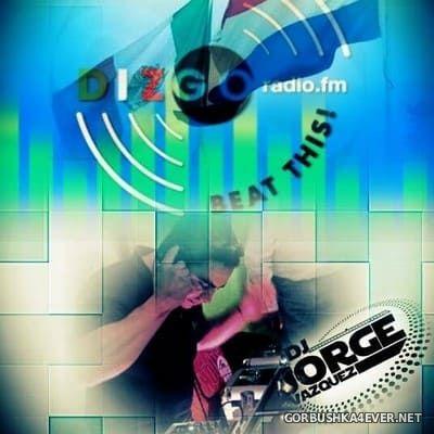 DJ Jorge Vazquez - New Season III Dizgo Mix [2021]