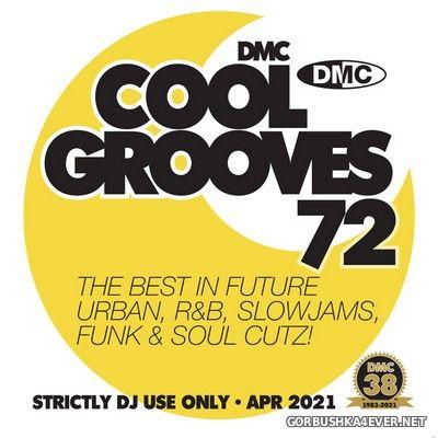 [DMC] Cool Grooves vol 72 [2021]