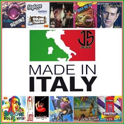 Made In Italy [2021] Mixed by Jose Palencia