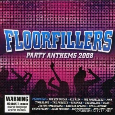 [EMI] Floorfillers Party Anthems 2008 [2008] / 2xCD