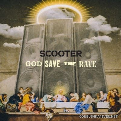 Scooter - God Save The Rave [2021] / 2xCD
