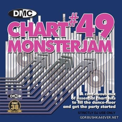 [DMC] Monsterjam - Chart 49 [2021] Mixed By Keith Mann