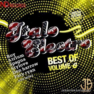 Best Of Italo Electro vol 6 [2021] By Jose Palencia & DJ Nikolay-D