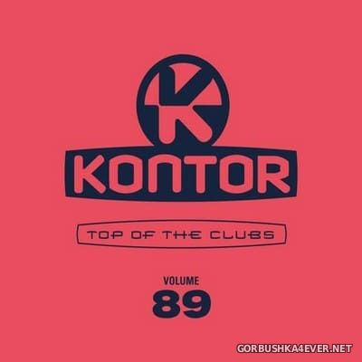 [Kontor] Top Of The Clubs vol 89 [2021] / 4xCD