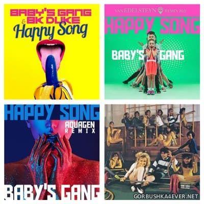 Baby's Gang - Happy Song (Remixes) [2021]