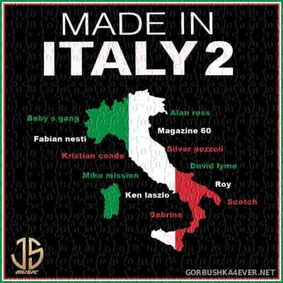 Made In Italy 2 [2021] Mixed by Jose Palencia