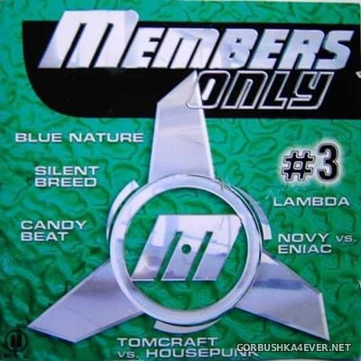 [BMG] Members Only #3 [1999] / 2xCD