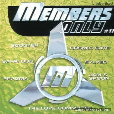 [BMG] Members Only #11 [2001] / 2xCD