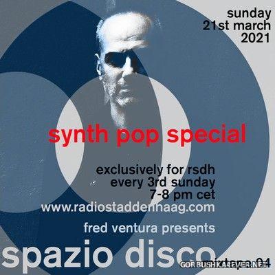 Spazio Disco Mixtape 04 [2021] by Fred Ventura