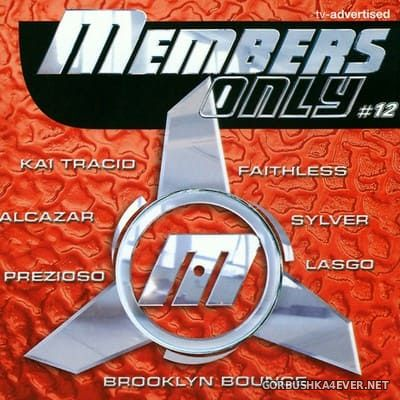 [BMG] Members Only #12 [2001] / 2xCD
