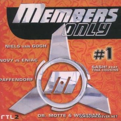 [BMG] Members Only #1 [1998] / 2xCD