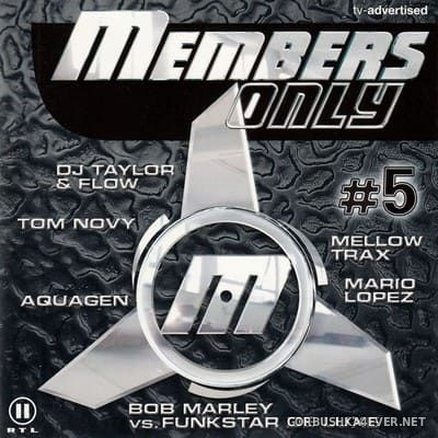 [BMG] Members Only #5 [1999] / 2xCD