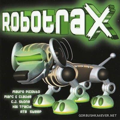 [Polystar] Robotrax [2000] / 2xCD