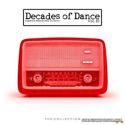 Decades Of Dance vol 10 (Director's Cut) [2021] Mixed by Rene van Schoot