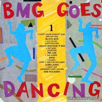 BMG Goes Dancing 1 [1990]