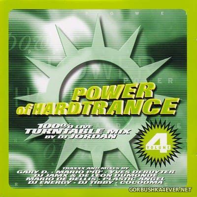 Power Of Hardtrance vol 4 [1999] Mixed by DJ Jordan