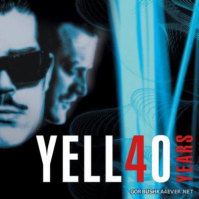 Yello - 40 Years [2021] / 4xCD