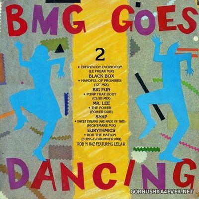 BMG Goes Dancing 2 [1990]