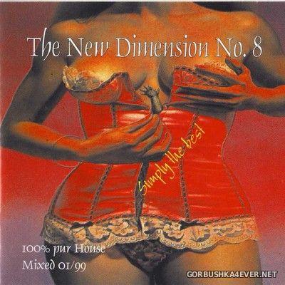[4th Dimension] Dimension House 8 [1999]