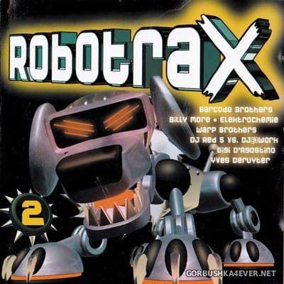 [Polystar] Robotrax 2 [2001] / 2xCD