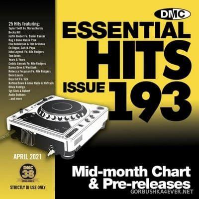 [DMC] Essential Hits vol 193 [2021]