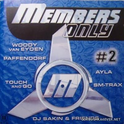 [BMG] Members Only #2 [1999] / 2xCD