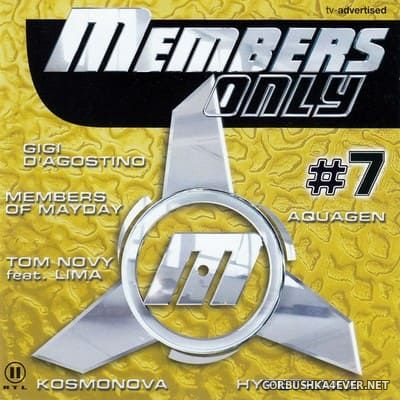 [BMG] Members Only #7 [2000] / 2xCD