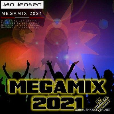 Jan Jensen - Megamix [2021] by Michael Blohm