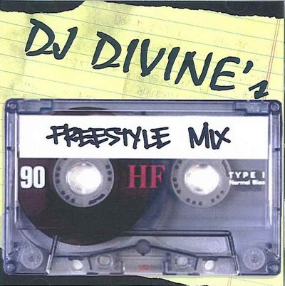 Freestyle Mix [2009] by DJ Divine