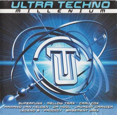 Ultra Techno vol 10 [2000]
