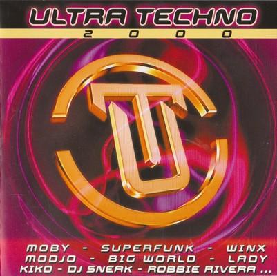 Ultra Techno vol 09 [2000]
