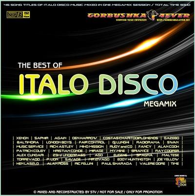 The Best of Italo Disco Megamix [by STV]
