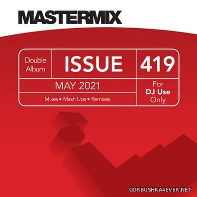Mastermix Issue 419 [2021] May / 2xCD