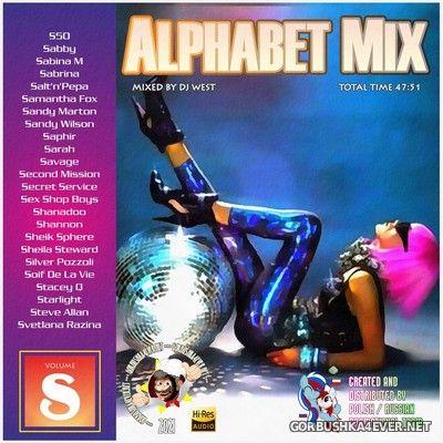 DJ West - Alphabet Mix - volume S [2021]