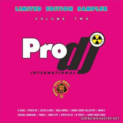 Pro DJ Music Pool vol 2 [1994]