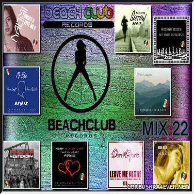 DJ Divine - Beach Club Records Mix 22 [2021]