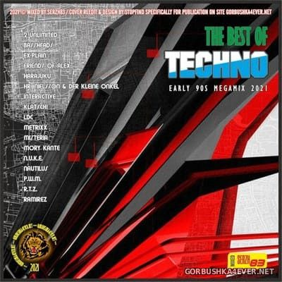 The Best of Techno (Early 90s) [2021] Mixed by Serzh83