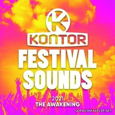 [Kontor] Festival Sounds 2021 - The Awakening [2021] / 3xCD