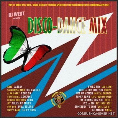 DJ West - Disco-Dance Mix [2021]
