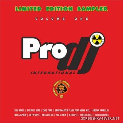 Pro DJ Music Pool vol 1 [1994]