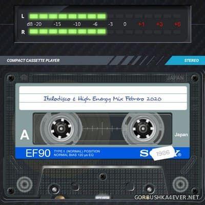DJ Daniel Villanueva - Italodisco & High Energy Mix [2020] Febrero Edition