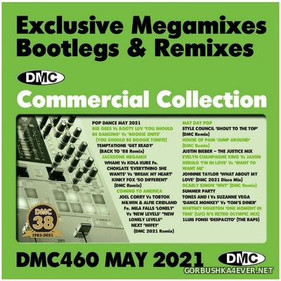 DMC Commercial Collection vol 460 [2021] May / 2xCD