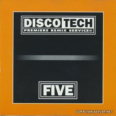 DiscoTech - 05 (Five) [1991]