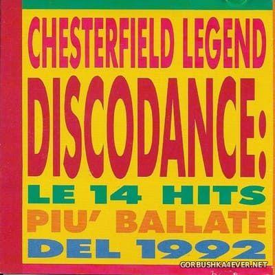 [Media Records] Chesterfield Legend Discodance 1992 [1992]