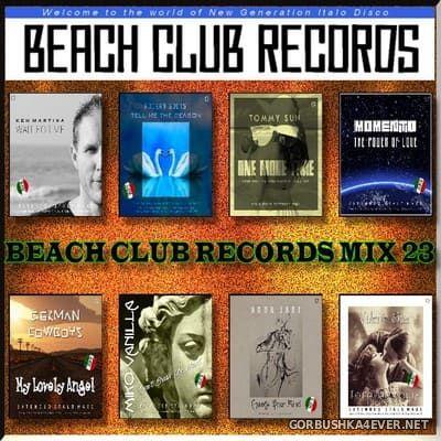 DJ Divine - Beach Club Records Mix 23 [2021]